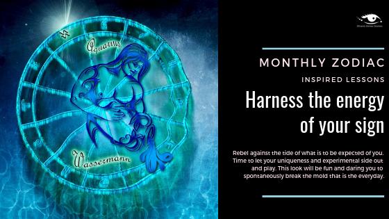 Zodiac Inspirations – Aquarius