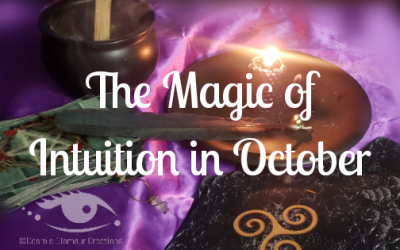The Magic of Intuition in October